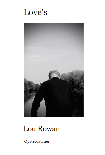 Love's by Lou Rowan